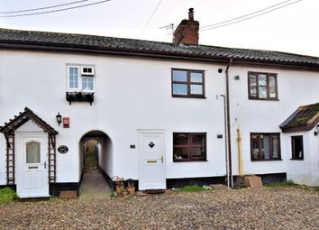Thumbnail 2 bed terraced house for sale in Brandon Road, Watton, Thetford