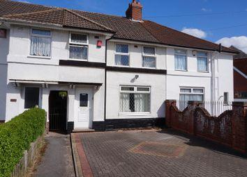 Thumbnail 3 bed terraced house for sale in Hawthorn Road, Kingstanding, Birmingham