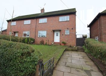 Thumbnail 3 bed semi-detached house for sale in Moorland Road, Cheddleton, Staffordshire
