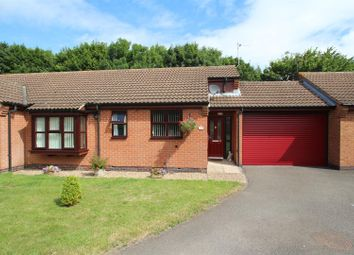 Thumbnail 2 bed bungalow for sale in Primrose Way, Queniborough, Leicester