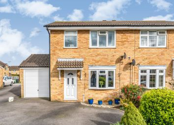 3 bed semi-detached house for sale in Finglesham Court, Maidstone ME15