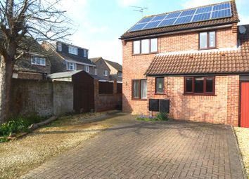 Thumbnail 4 bed link-detached house for sale in Wardour Road, Chippenham