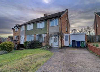 Thumbnail 4 bed semi-detached house to rent in Telford Way, Downley, Bucks