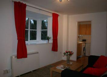 Thumbnail 1 bed flat to rent in Yunus Khan Close, London