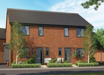 Thumbnail 3 bed terraced house for sale in Plot 36 The Shaldon, Malvern Chase, Bredon Road, Tewkesbury, Gloucestershire