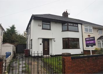 Thumbnail 3 bed semi-detached house for sale in Cherry Tree Road, Huyton