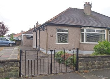 Thumbnail 2 bed semi-detached bungalow for sale in Oak Avenue, Morecambe