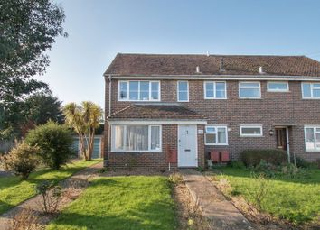 Thumbnail 2 bed flat for sale in Bayley Road, Tangmere, Chichester
