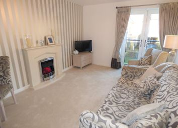 Thumbnail 2 bed flat for sale in Greaves Road, Lancaster