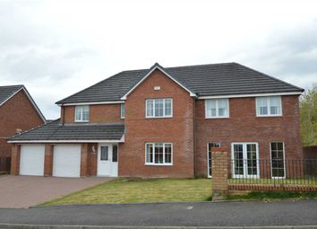 Thumbnail 5 bedroom detached house for sale in Aberdour Court, Blantyre, Glasgow