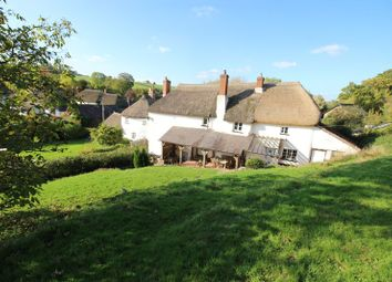 Thumbnail 4 bed property for sale in Coleford, Crediton