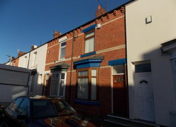 Thumbnail 3 bed terraced house for sale in Glebe Road, Middlesbrough