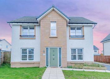 Thumbnail 4 bed detached house for sale in Burnside Drive, Denny, Stirlingshire
