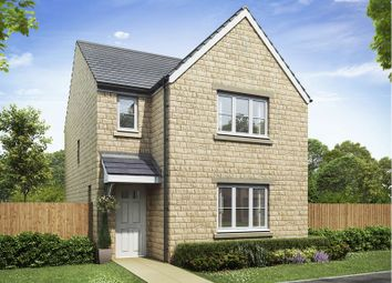 Thumbnail 3 bedroom detached house for sale in Crosland Road, Oakes, Huddersfield