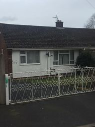 Thumbnail 1 bed semi-detached bungalow to rent in Avon Close, Little Dawley, Telford