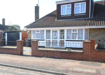 Thumbnail 3 bed semi-detached bungalow for sale in Whitehouse Close, Houghton Regis, Dunstable