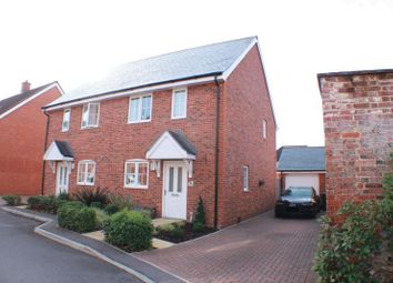 Thumbnail 3 bed semi-detached house for sale in Townhill Farm District Centre, Wessex Road, West End, Southampton