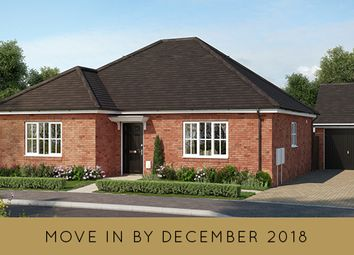 "Thumbnail 2 bed bungalow for sale in ""The Harston"" at Bury Water Lane, Newport, Saffron Walden"