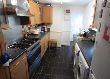 Thumbnail 4 bed terraced house to rent in Augusta Street, Adamsdown, Cardiff