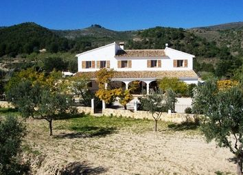 Thumbnail 4 bed country house for sale in Partida La Costa, 03720 Benissa, Alicante, Spain