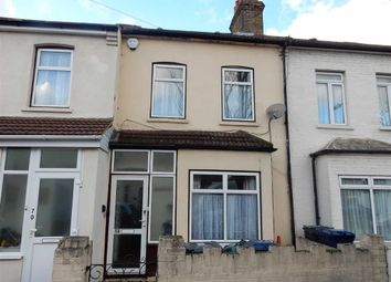 Thumbnail 3 bed terraced house for sale in Adelaide Road, Southall, Middlesex