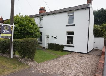 Thumbnail 3 bed cottage for sale in Birmingham Road, Shenstone Wood End, Lichfield