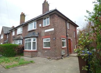 Thumbnail 3 bedroom semi-detached house for sale in Princess Road, Manchester, Greater Manchester