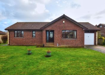 Thumbnail 3 bed bungalow for sale in Islestone Drive, North Sunderland, Northumberland
