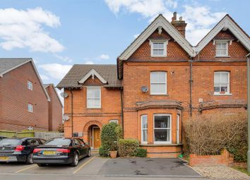 Thumbnail 1 bed flat to rent in Station Road, Merstham, Surrey