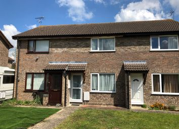 Thumbnail 2 bedroom terraced house for sale in Gainsborough Drive, Halesworth