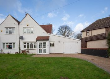 Thumbnail 3 bed semi-detached house for sale in Bidwell Hill, Houghton Regis, Bedfordshire