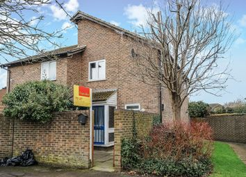 Thumbnail 1 bed terraced house to rent in Stevens Close, Hampton