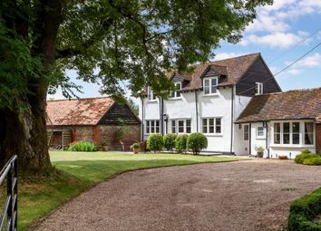 Thumbnail 3 bed link-detached house for sale in Westhorpe, Marlow, Buckinghamshire