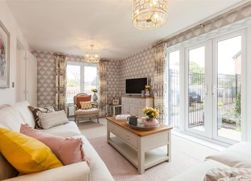 "Thumbnail 3 bed semi-detached house for sale in ""The Easedale - Plot 37"" at Grantham Road, Waddington, Lincoln"