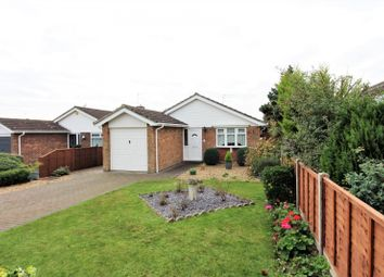 Thumbnail 2 bedroom detached bungalow for sale in Windward Way, Lowestoft