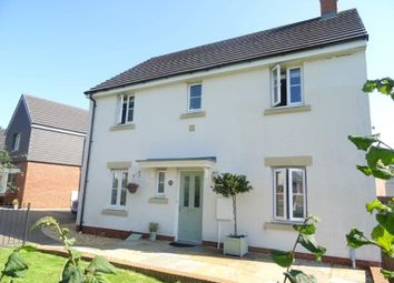 Thumbnail 4 bed detached house for sale in Maes Y Cadno, Coity, Bridgend