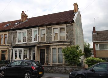 Thumbnail 4 bedroom end terrace house for sale in Soundwell Road, Bristol