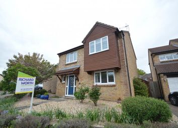Thumbnail 4 bedroom detached house for sale in Ash Way, Wokingham