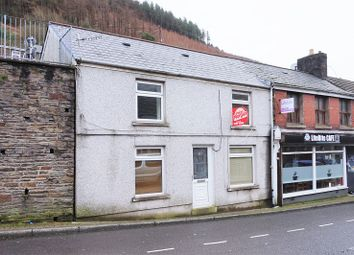 Thumbnail 2 bed end terrace house for sale in High Street, Ogmore Vale, Bridgend, Bridgend County.