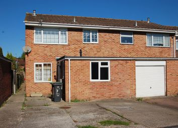 Thumbnail 3 bed end terrace house for sale in Chestnut Walk, Gosport