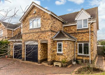 Thumbnail 5 bedroom detached house for sale in Meadowbrook, Grantham