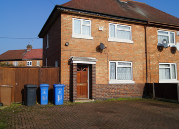Thumbnail 3 bed semi-detached house to rent in Shakespeare Street, Sinfin Derby