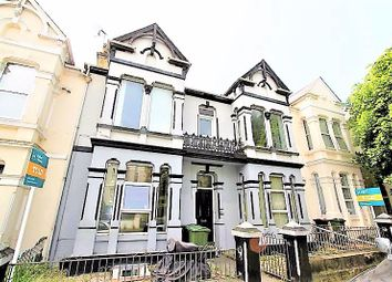 Thumbnail 3 bed flat for sale in Connaught Avenue, Mutley, Plymouth, Devon