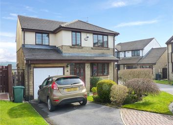 Thumbnail 4 bed detached house for sale in Greenthwaite Close, Keighley, West Yorkshire