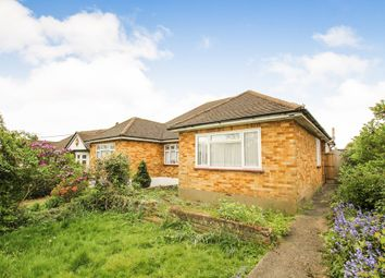Thumbnail 2 bed semi-detached bungalow for sale in Havering Road, Romford