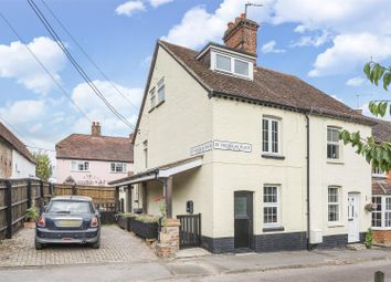 Thumbnail 3 bed cottage to rent in St. Nicholas Place, East Challow, Wantage