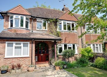 Thumbnail 4 bed semi-detached house to rent in Holland Road, Marlow