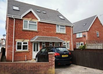 Thumbnail 3 bed semi-detached house for sale in St. Davids Mews, Wauntbant Road, Kenfig Hill, Bridgend