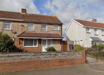 Thumbnail 3 bed property to rent in Bach Road, Sandfields, Port Talbot