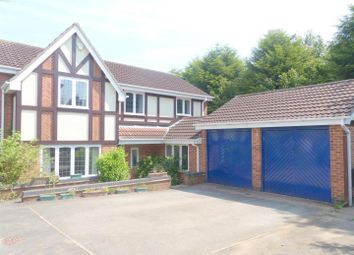 Thumbnail 5 bedroom detached house to rent in Keane Close, Blidworth, Mansfield